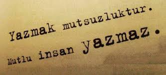 yazmak